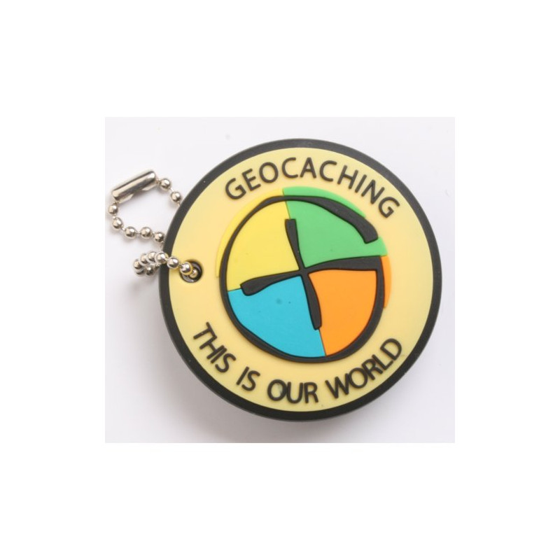 Geocaching: This is our World - pendant