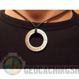 PU leather necklace