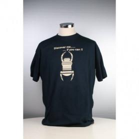 Travel Shirt - Kindermaat 152/164 - blauw