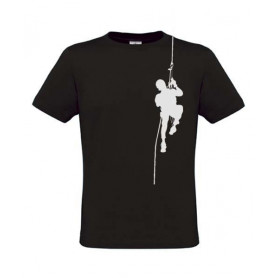 Black Edition T-Shirt for climbers