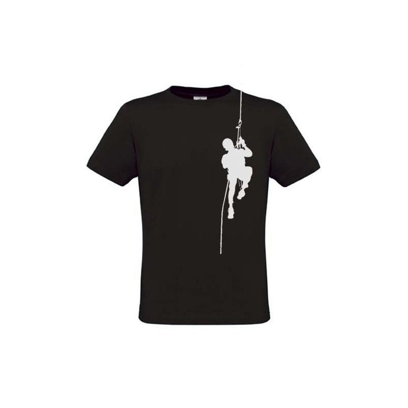 Black Edition T-shirt voor kletteraars