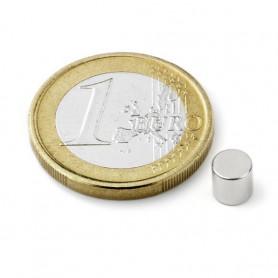 5 Stück 5 mm Runde x 5 mm Neodym Magnete