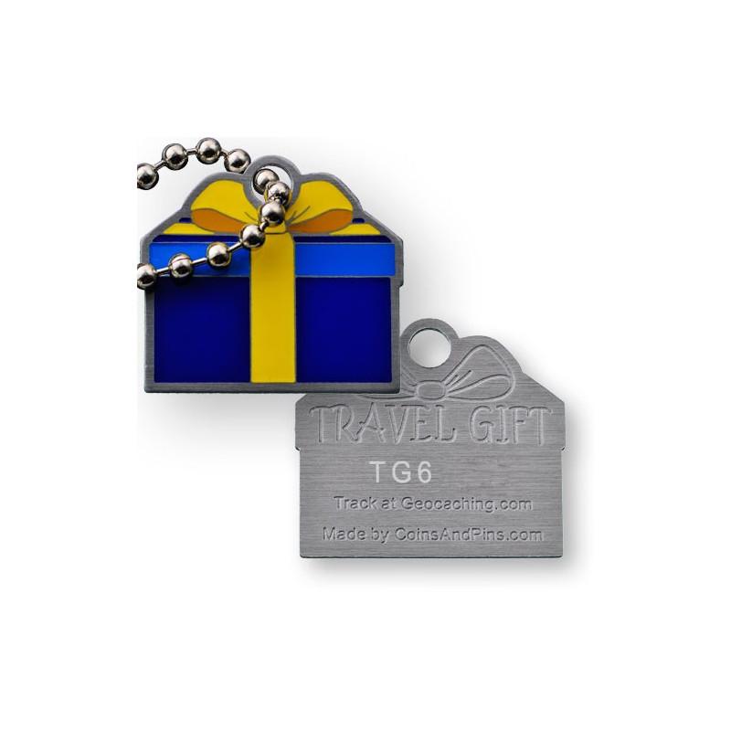Travel Gift Blauw