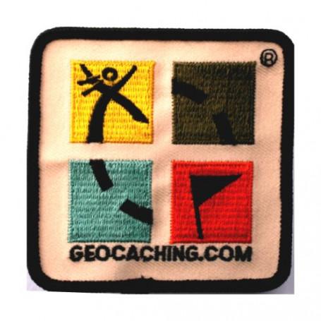 Patch Groundspeak Full color