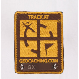 Trackable Patch Brown