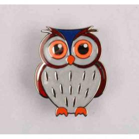 Owl Geocoin - eNeL