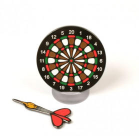 Dartboard Geocoin