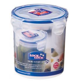 Lock & Lock container 700 ml, rond