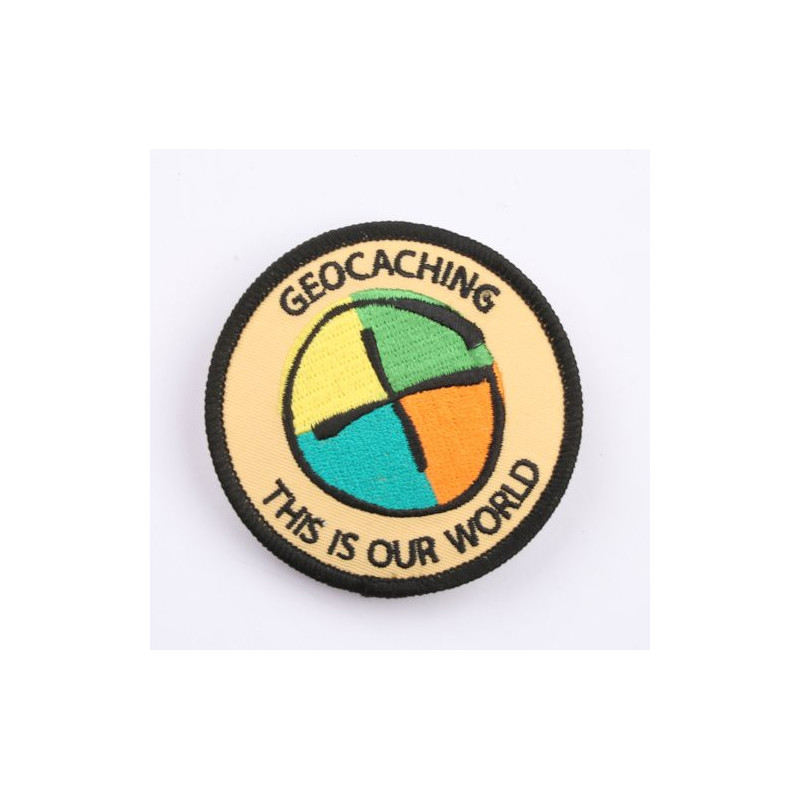 Badge - Geocaching: This is our World