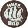 Maxpedition - Bro Fist patch - Glow