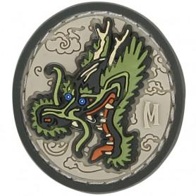 Maxpedition - Badge Dragon Head - Arid