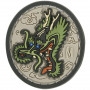 Maxpedition - Dragon Head Badge - Arid