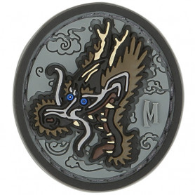 Maxpedition - Dragon Head Patch - Swat
