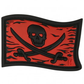 Maxpedition - Badge Jolly Roger - Full Color