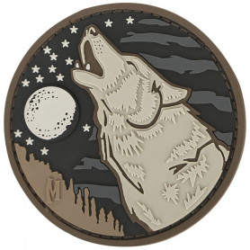 Maxpedition - Badge Wolf - Arid