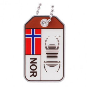 Travel Bug origins - Norwegen