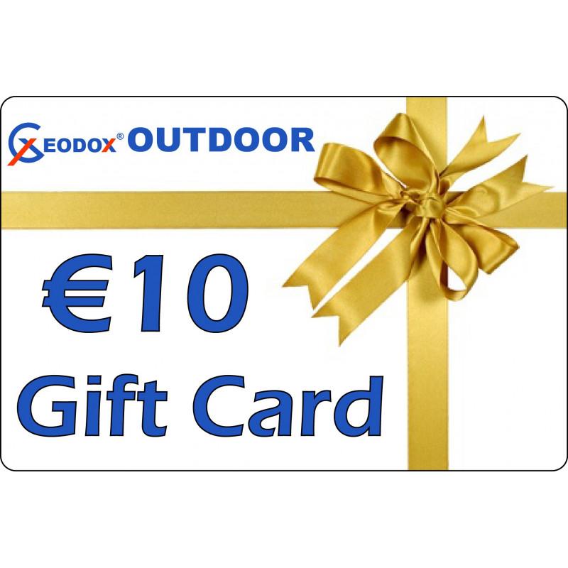 Gutschein €10
