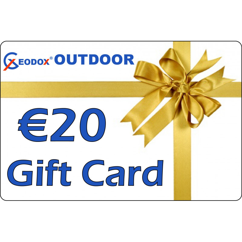 Gutschein €20
