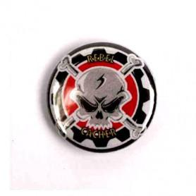 Button - Rebel Cacher