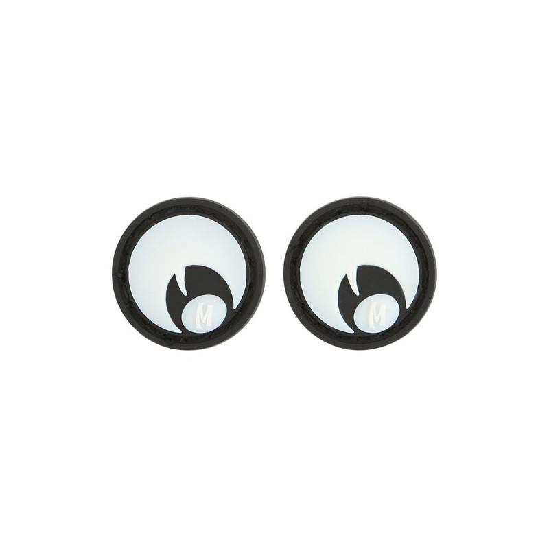 Maxpedition - Badge Googly Eyes - Glow