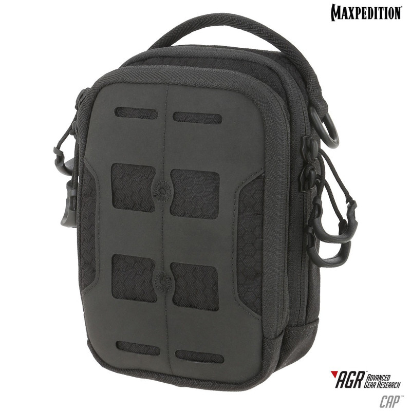 Maxpedition - AGR Compact Admin Pouch - Black