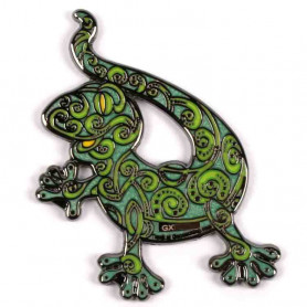 Gecko the painted one - Green Crawler - RE