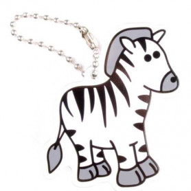 Travel Tag Zelda the Zebra