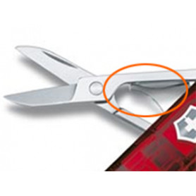 Victorinox replacing scissor spring - 6108