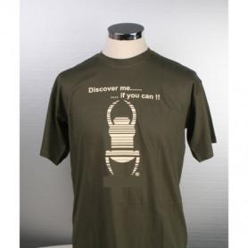 Travel Shirt - groen