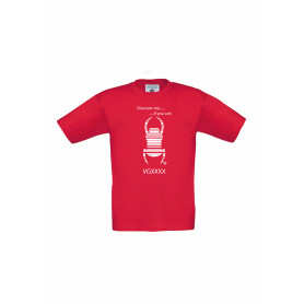 Kinder Travel Shirt - lieferbar in 10 Farben