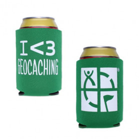 Geocaching Coozy - Groen