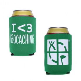 Geocaching Coozy - Grün