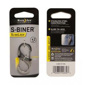 SlideLock S-Biner maat 2