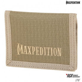 Maxpedition - Wallet AGR Low Profile - Zwart