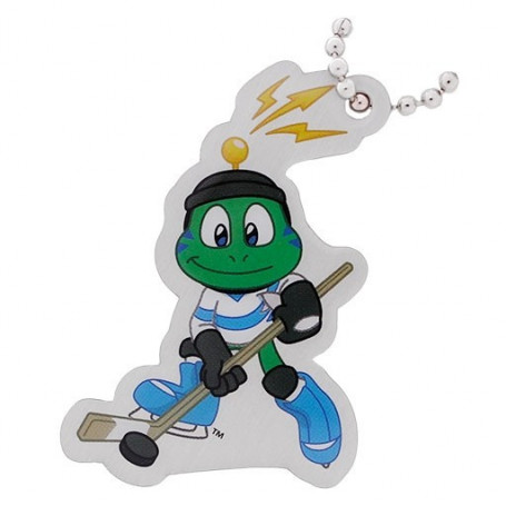 Signal the Frog traveltag - Wintersport Ijshockey