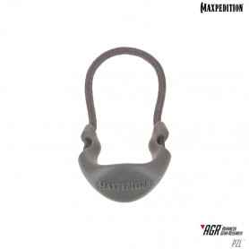 Maxpedition - Positive Grip Zipper Pulls (Large) - Grijs