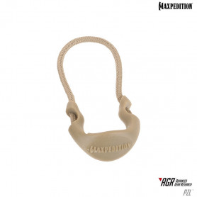 Maxpedition - Positive Grip Zipper Pulls (Large) - Tan