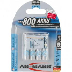 Ansmann AAA 800mAh 4 st.