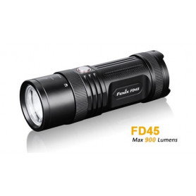 Fenix FD45 flashlight - 900 Lumen - 4 x AA battery