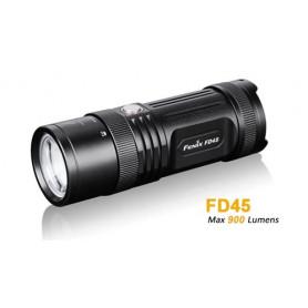 Fenix FD45 zaklamp - 900 Lumen - 4 x AA batterij