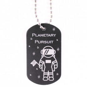 Planetary Pursuit Tag - Astronaut