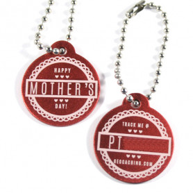 Happy Mother's Day Travel Tag