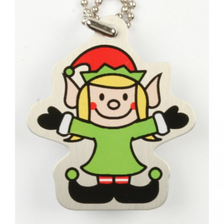 Travel tag Miley the Elf