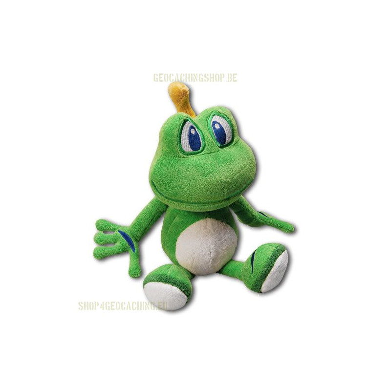 Signal the frog plush toy - medium
