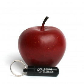 Apple cache container - Dark Red