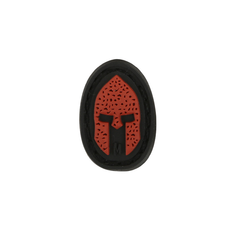 Maxpedition - Badge Spartan Hi Relief - Red