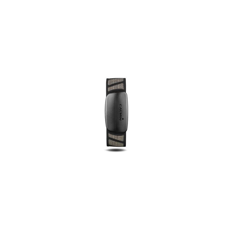 Garmin - Deluxe hartslagmeter (zachte band)