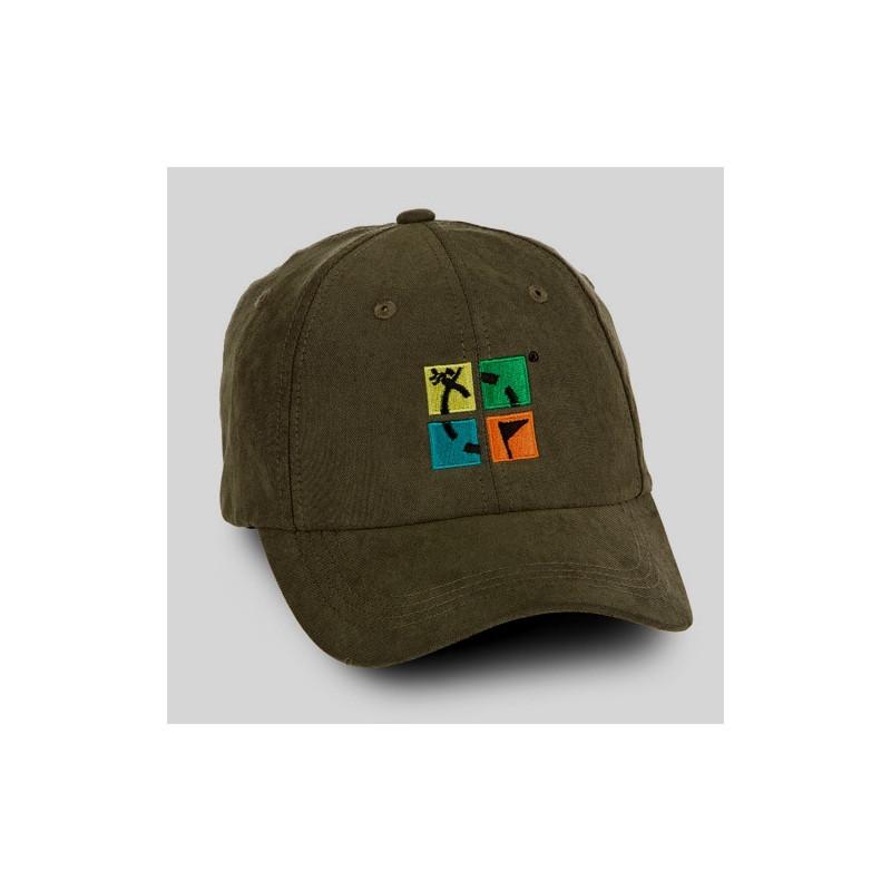 Pet, groundspeak, ammo groen met logo