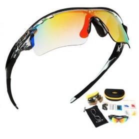 Fietsbril met UV bescherming