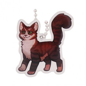 Geopets travel tag - Kat